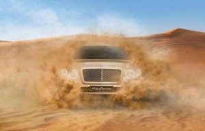 Bentley SUV photo